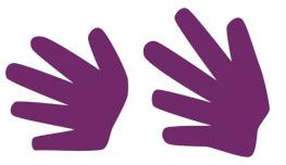 Logo Handicap Lsf Violet