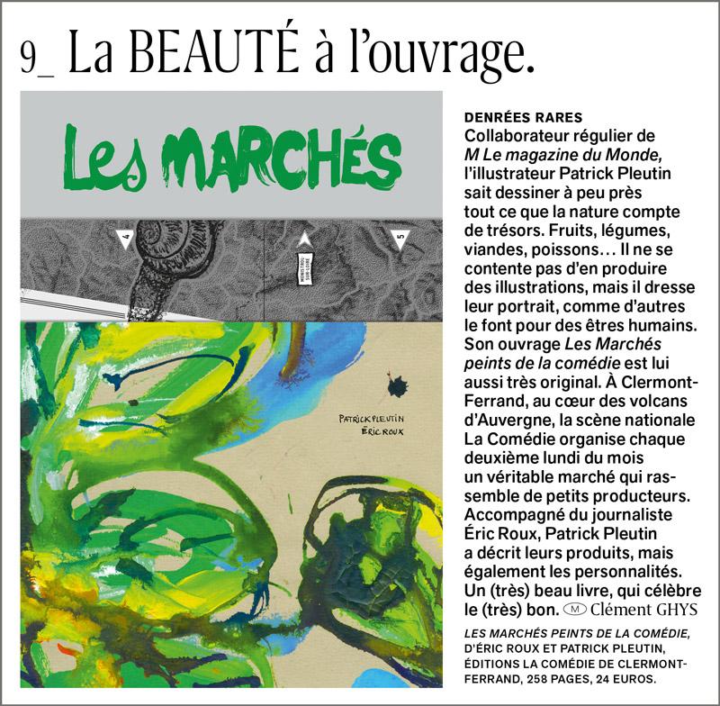Les Marches Le Monde 2